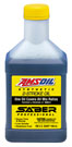 Amsoil saber professional 2 cycle oil for pre mix only. up to 100:1 ratio for ALL your 2 stroke equipment